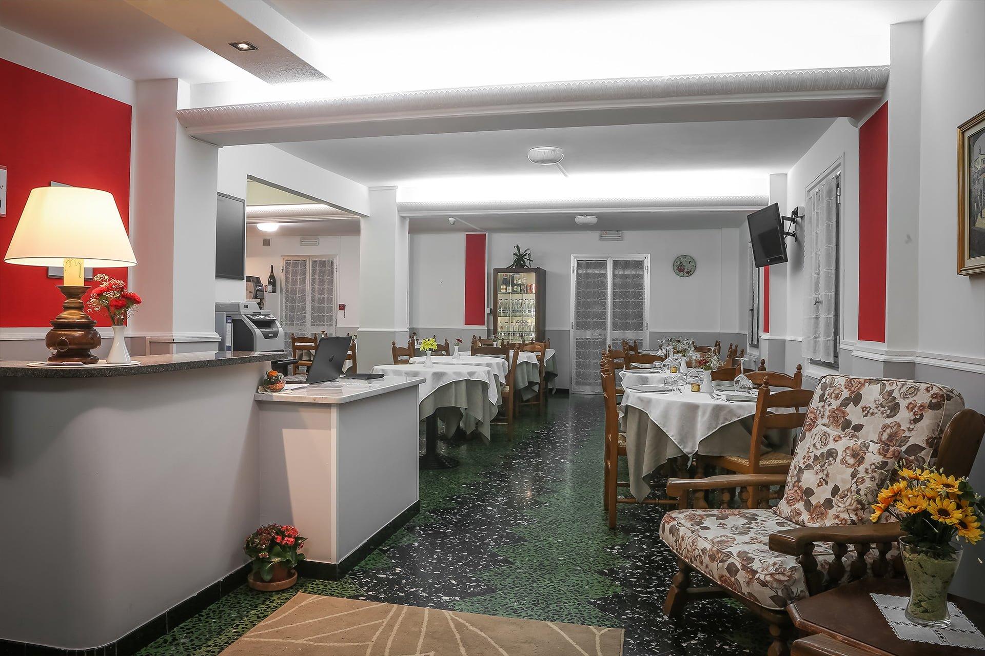 Albergo-Margherita-Varazze-Reception